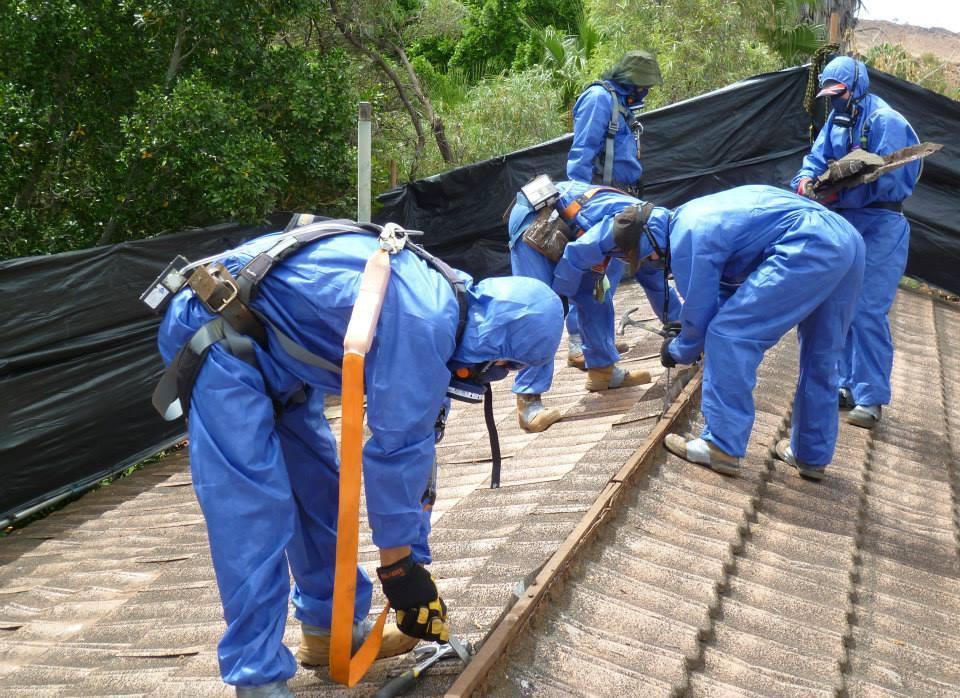 asbestos contractor
