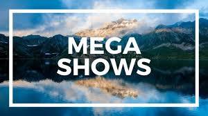 Mega Shows App