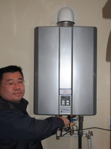 vancouver heating services